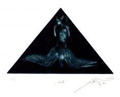 8Léda s labutí - Leda with a Swan – (C7) – 145x92